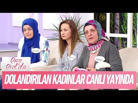 36 bin kadın nasıl dolandırıldı?  - Esra Erol'da 20 Şubat 2018