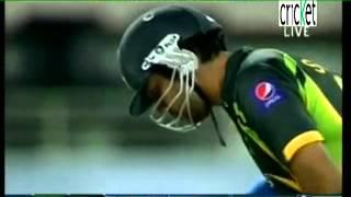 Pakistan vs Sri Lanka 1st T20 Highlights 2013 -- 11th December Part 3