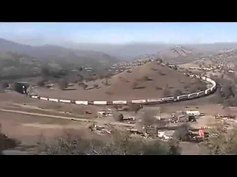 世界一長い列車がとんでもなく長すぎる!