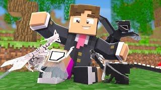 Minecraft - SÉRIE NOVA !  - BEBÊ DRAGÕES - O REINO!  ‹ LOKI ›