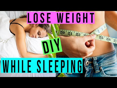 Lose Weight Fast While Sleeping 5 FITNESS HACKS! Without Exercise At Home (How To DIY) Himani Wright