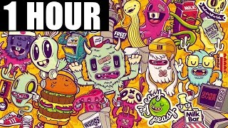 download lagu Omfg - Ice Cream 1 Hour Version gratis