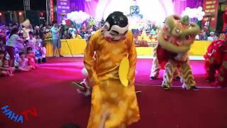 Bé Thương Ông Địa | Nhạc Tết 2018 - Nhạc Thiếu Nhi Sôi Động Cho Bé | HAHA TV