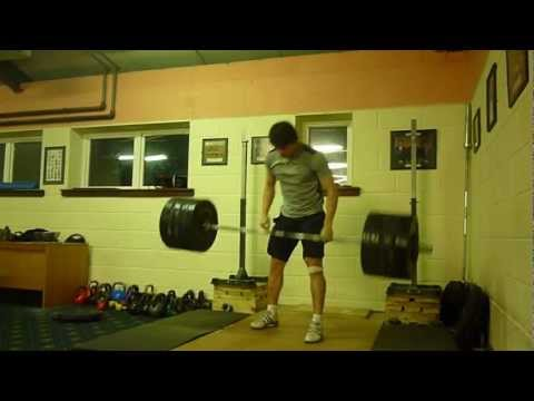 350kg Total, 155kg snatch and 195kg Clean and Jerk @88kg/19yrs Image 1