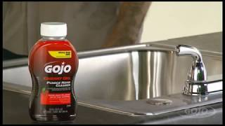 GOJO Industries talks about their hand washing lab and protecting from viruses