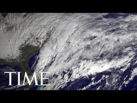 What Is A Nor'easter? East Coast Braces For Winter Storm Stella | TIME