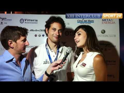 Manfredi Ziino, Gianluigi Cincotta e le interclubine Marcella e Vicky – Interclub Sport 24