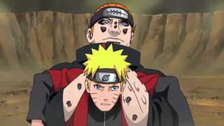 Naruto V.S Pain - LinkinPark - New Divide