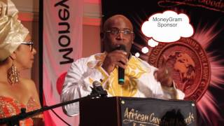 Watch What MoneyGram did at the AFRICAN FOCUS Event in Los Angeles