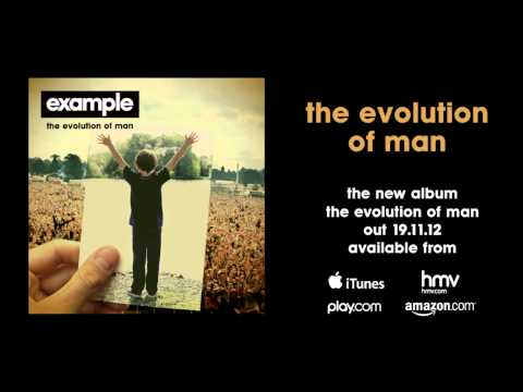 Example - The Evolution Of Man