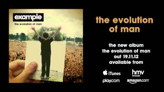 Watch Example The Evolution Of Man video