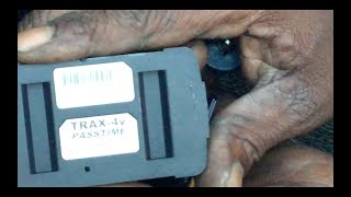 How to remove Car Dealers  GPS tracker shut-off box before Repo