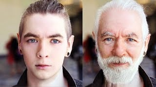 Young Vs. Old Jacksepticeye (Area 51 Raid Conspiracy)