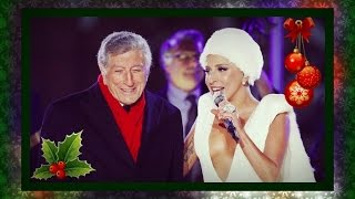 Lady Gaga Tony Bennett Winter Wonderland Christmas In Rockefeller Center 2014
