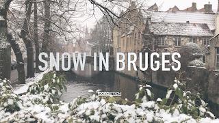 Winter in Bruges, Belgium — A short movie