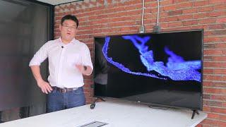 ไปให้สุดแล้วหยุดที่คำว่าคุ้ม  - LG UHD TV 4K 55UK6320