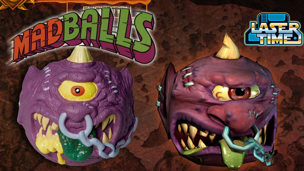 Madballs in babo: invasion review