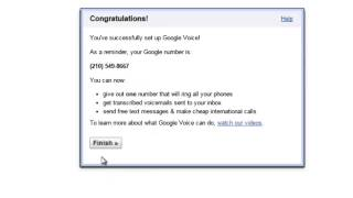 Using Google Voice For text Messages