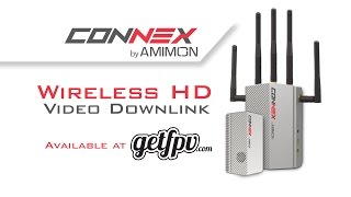Connex HD Video Downlink (HD FPV)