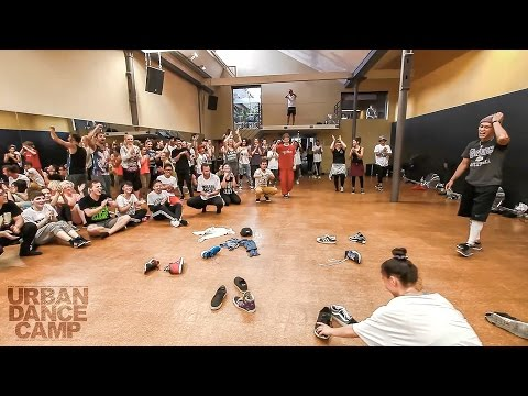 """Swing Dance x Street Jazz"" :: Keone & Mariel Madrid (Choreography / Showcase) :: URBAN DANCE CAMP"