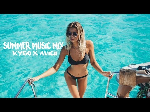 Kygo, Avicii, Sia & The Chainsmokers - Summer Music Mix 2017
