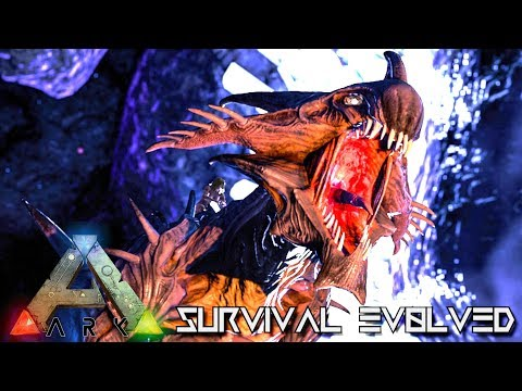 ARK: SURVIVAL EVOLVED - ABERRATION NEW EXPANSION PACK ( Game Play Trailer ) !!!