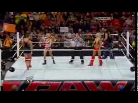 Wwe Monday Night Raw - 24.02.2014 video