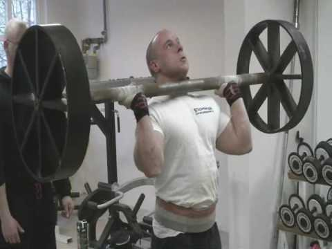Strongman-Training Schluss mit lustig Image 1