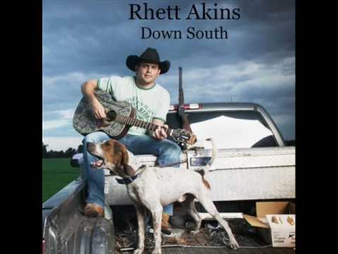 Rhett Akins - Friends With Tractors