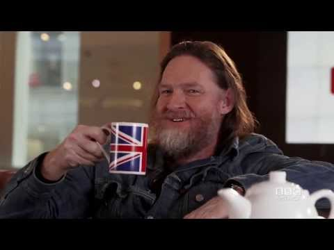 Copper's DONAL LOGUE: 3 Questions, 2 Biscuits + 1 Cup of Tea - BBC America