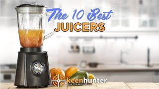 Juicer: Top 10 Best Juicers Video Reviews (2019 NEWEST)