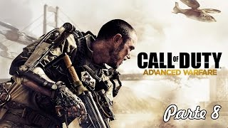 Call of Duty Advanced Warfare Walkthrough - Parte 8 - Español