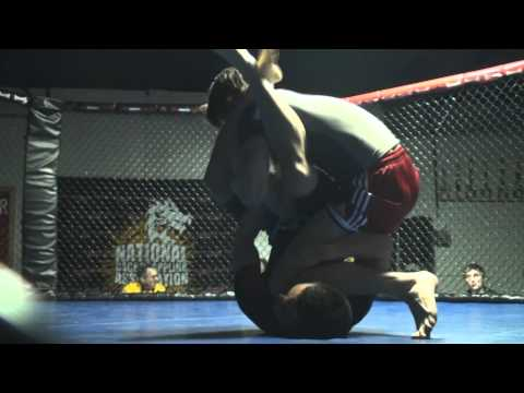 D'Arce Choke - Josh Hinsenkamp vs. Mike Kwon - Submission Grappling - BJJ - NCGA - Cage Grappling Image 1