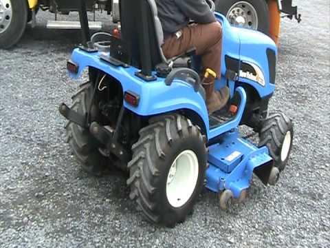 new holland tz18da tractor youtube. Black Bedroom Furniture Sets. Home Design Ideas