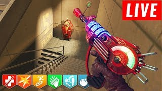 7 FLOOR ZOMBIE TOWER SURVIVAL WITH BO4 WEAPONS! 'Extreme Difficulty' (Call of Duty: Custom Zombies)