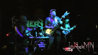 Hellrazor performing The Good, The Bad & The Wasted @ The Old Angel,07/02/2015