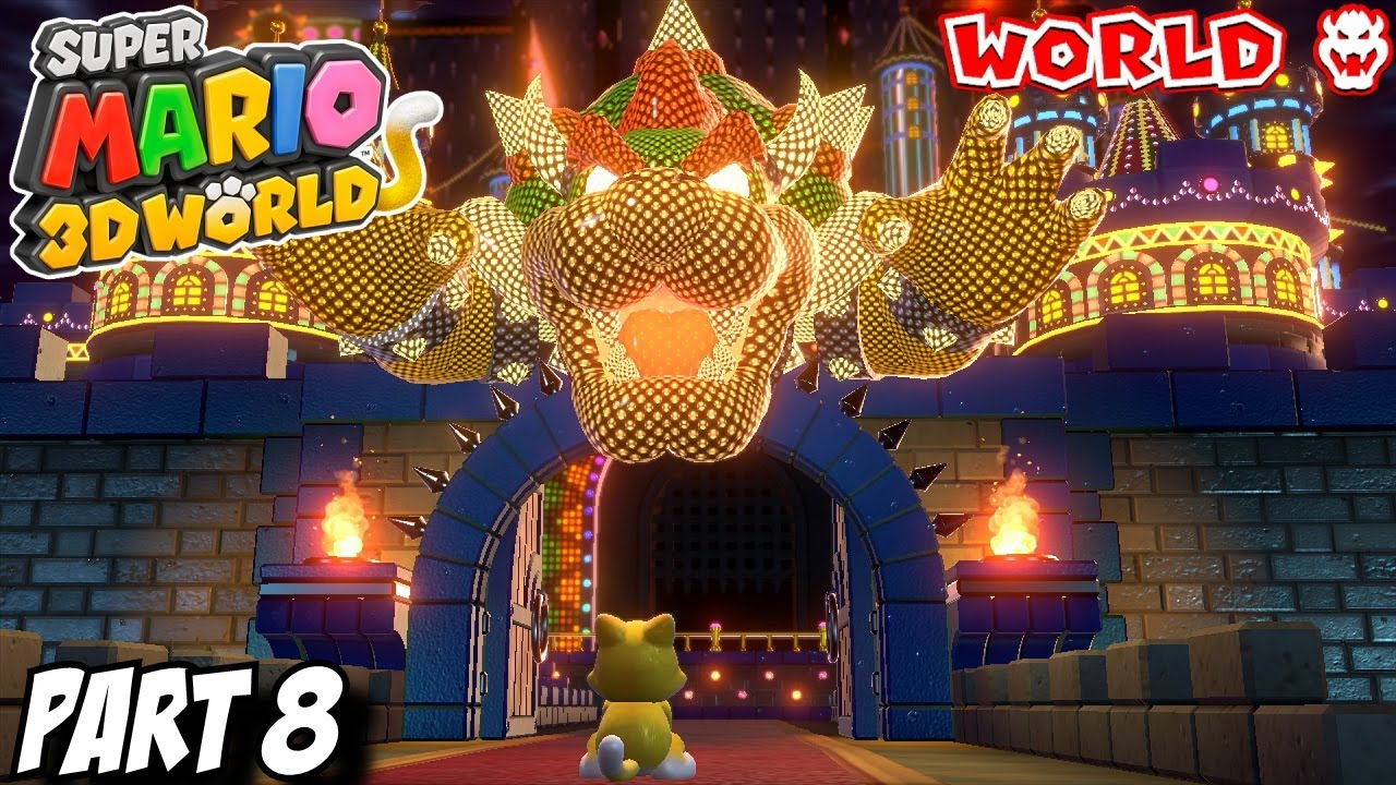 Viewing Gallery For - Super Mario 3d World Final Boss BowserSuper Mario 3d World Final Boss Bowser