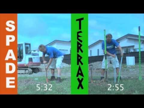 Terrax V Spade