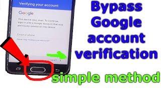 Samsung Google Account Bypass J7, J6, J5, Prime, Pro (NEW)