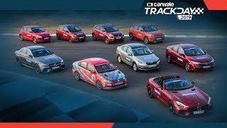 TrackDay | Maruti Suzuki Swift | Mahindra XUV300 | Honda Civic | Volkswagen Vento | CarWale
