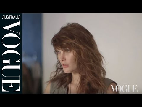 Watch: Catherine McNeil for Vogue Australia