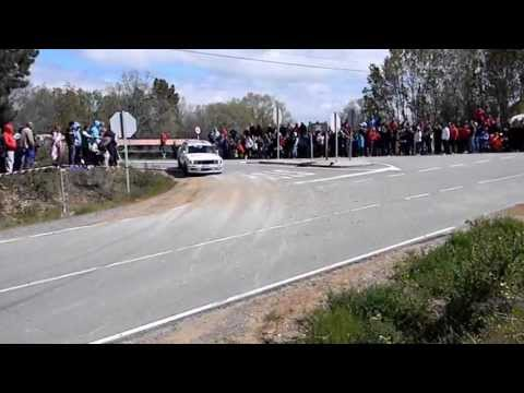 rally norte de extremadura 2013