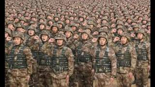 """China's Military """"Transformation"""" Cuts Ground Forces By Half, To Boost Navy and Air Force"""