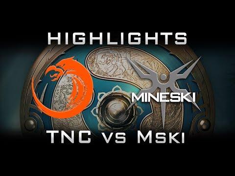 TNC vs Mineski TI7 The International 2017 SEA Highlights Dota 2