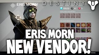Destiny: Eris Morn Quests, Arrival, Shader Previews & More / Dark Below DLC Post Master Package
