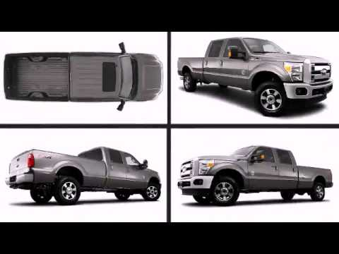 2014 Ford F-350 Video