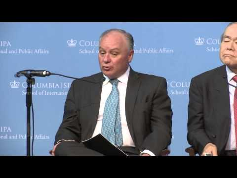 CGEP: 2015 Columbia Global Energy Summit (Part 5) Markets, Geopolitics and Climate