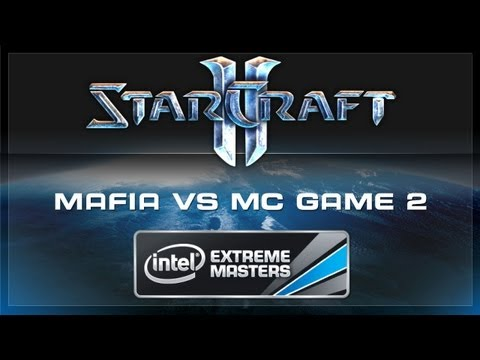 Mafia vs MC Game 2 SC2 IEM Singapore Day 2