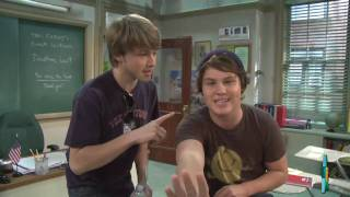 Disney and Nick Stars Sterling Knight & Matt Shively talk funny fan reactions