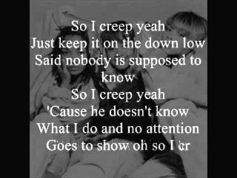Tlc- Creep [lyrics] video